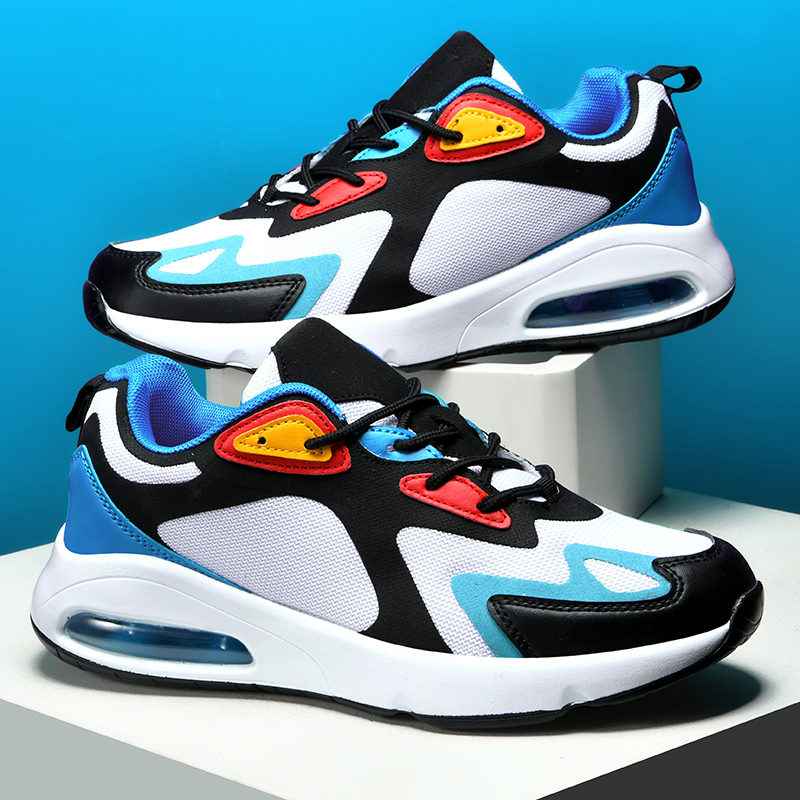 Air Cushion Sports Running Shoes Men Athletic Shoes Women Sneakers Men Trainers Jogging Shoes Mens Trending Footwear Max Size 46
