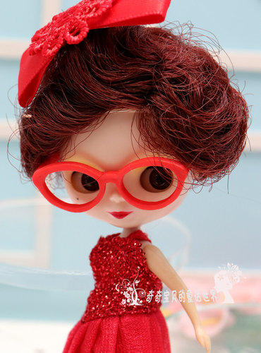 For blyth doll glasses sunglasses fashion girl boy 1/6 toy gifts 6
