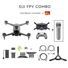 DJI-Dron COMBO FPV 4K/60fps Super ancho 150 ° FOV, transmisión de vídeo de 10km, gafas FPV V2 FPV, original, nueva Marca en stock