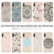Phone Case Cover Soft For Xiaomi 9 8 Mi A1 A2 A3 lite