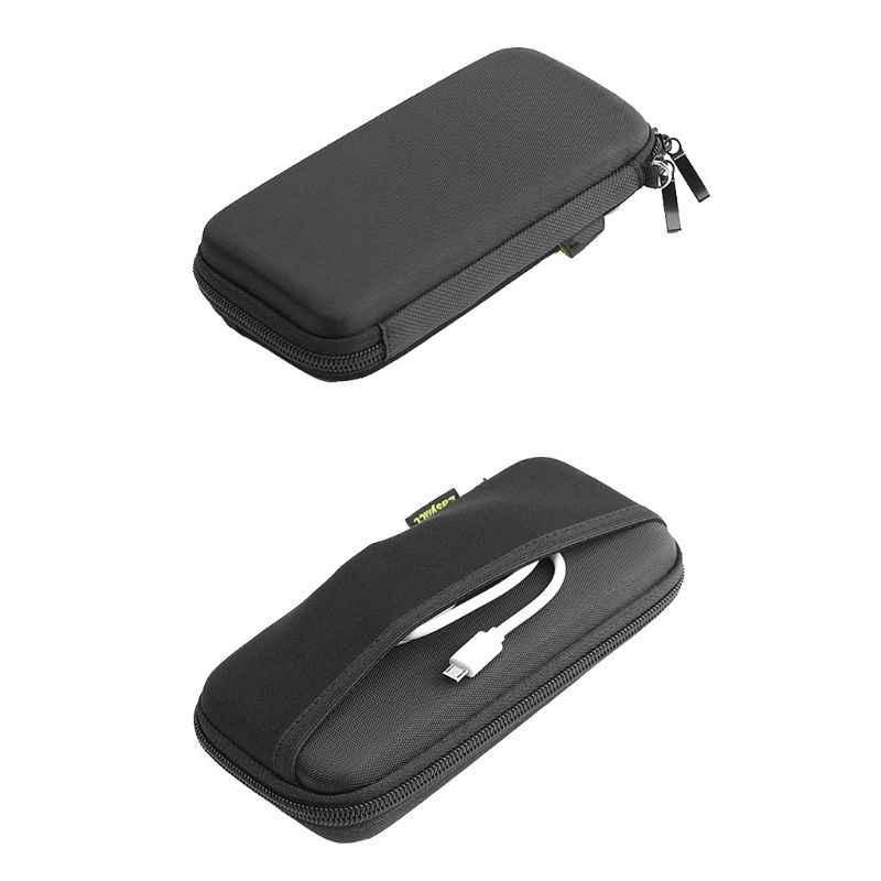 Bolsa de almacenamiento portátil duro EVA Power Bank para Anker Rock PISEN Baseus AUKEY 10000mAh batería externa