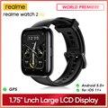 Neue realme Uhr 2 pro smart uhr 1.75