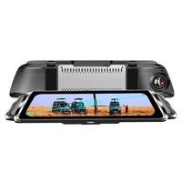 Precio https://ae01.alicdn.com/kf/H62adc0c7f0d6427c99ece587f5b5730cG/10in 1080P Car DVR Recorder Dash Cam doble lente Streaming Media espejo retrovisor grabadora de conducción.jpg