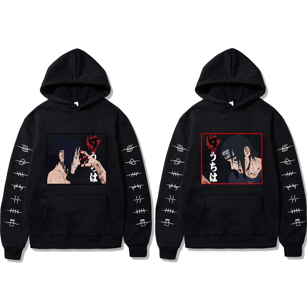 Naruto Hoodies sweatshirt Women Men