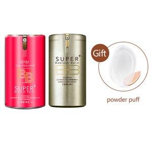Gold Pink Balm BB Cream Professional Primer Concealer Sunscreen Foundation Base Super Beblesh Korean Makeup Maquillaje Coreano