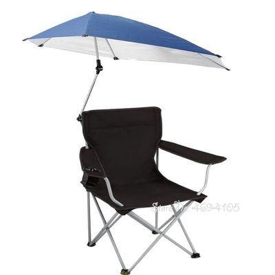 Podróżne krzesełko składane przenośne oparcie stołek krzesło wędkarskie zestaw do szkicowania Camping parasol plażowy meble ogrodowe