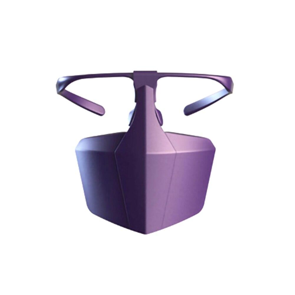Protective Coronavirus Masks Face Shield Against Anti-fog Isolation face shield Breathable Reusable Protective Cover Dropship 34