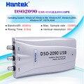 Портативный цифровой осциллограф DSO2090 USB осциллограф для ПК 100 мс/с 40 МГц USB осциллограф 2 цифровые каналы 40 МГц полоса пропускания