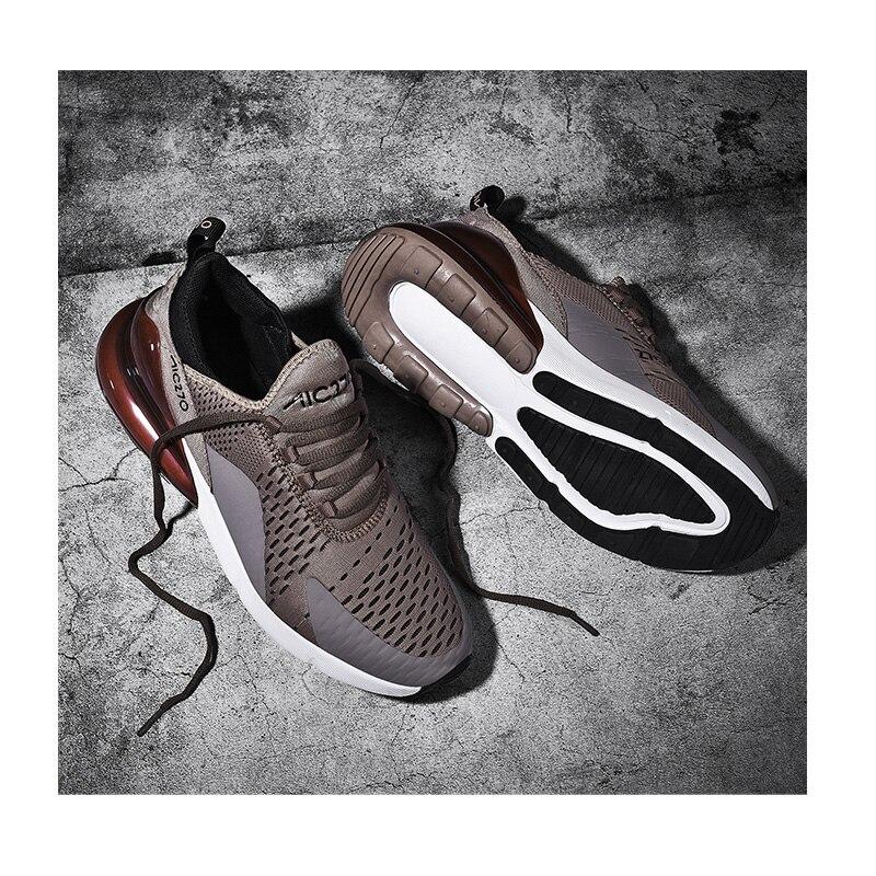 H62aecd278c2e4ce59505f9de1f16415eD Fashion Men Casual Shoes 2019 brand sneakers men Lightweight Lace-up Walking Sneakers trainer Male Footwear plus size 39-47