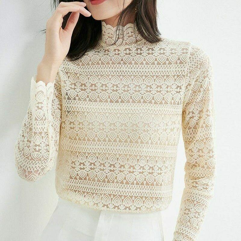 bordado floral rendas blusas primavera verao ver atraves streetwear 04