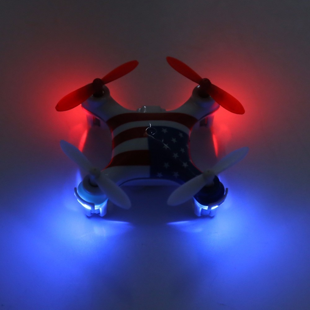 Copter Mushi Quadcopter 4CH 13