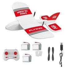 KF606 EPP Foam Glider RC Airplane Flying Aircraft 2.4Ghz 15