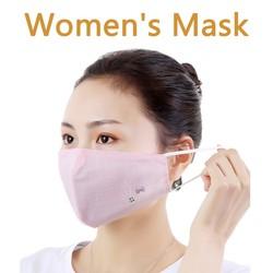 Pyłoszczelna Maska różowa Maska przeciwpyłowa Anti Flu usta maski na twarz Pm2.5 Anti-fog oddychająca Maska usta Unisex Travel Maska ochronna 1