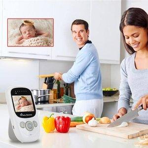 Image 2 - HYASIA Wireless Baby Camera 2way Talk Baby Monitor for Newborns Night Vision Temperature Security Radio Nanny Video Baby Monitor