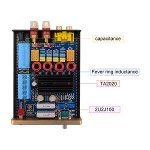 Image 5 - Ta2020 hifi 디지털 파워 앰프 av 파워 앰프 2.0 채널 스테레오 20wx2 사운드 앰프 홈 시어터 용 오디오 앰프