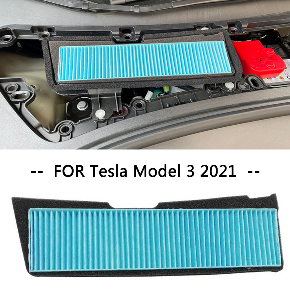 Автомобильная решетка воздухозаборника, Защитная крышка для Tesla Model 3 2021, впускная решетка кондиционера, впускная крышка, фильтр, автомобиль...