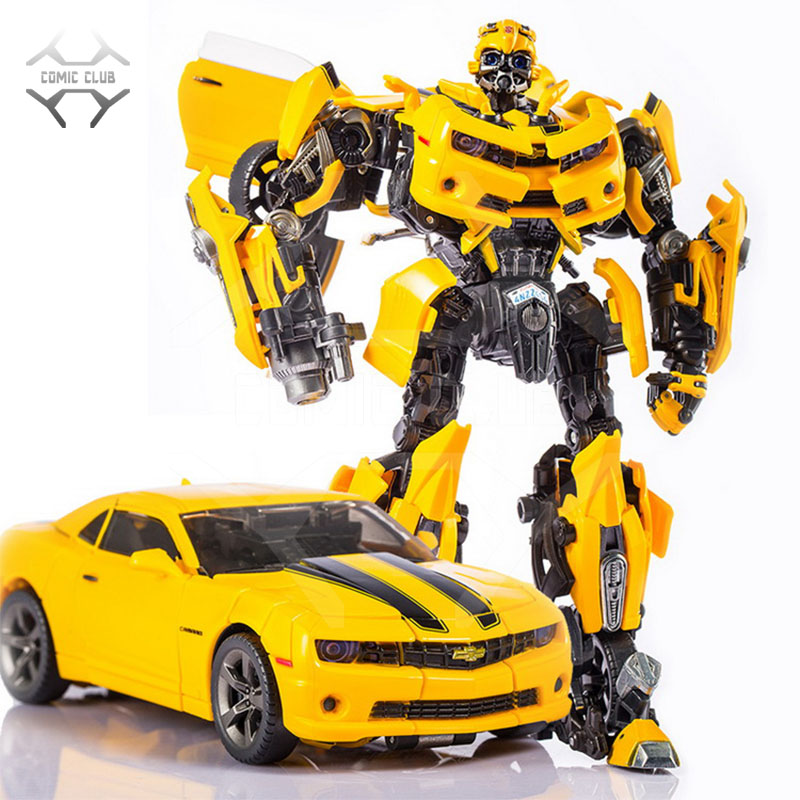COMIC CLUB <font><b>Weijiang</b></font> Transformation War Hornet OVERSIZE <font><b>Mpm03</b></font> MP21 Movie Film 5 Edition Alloy Action Figure Collection Toys image