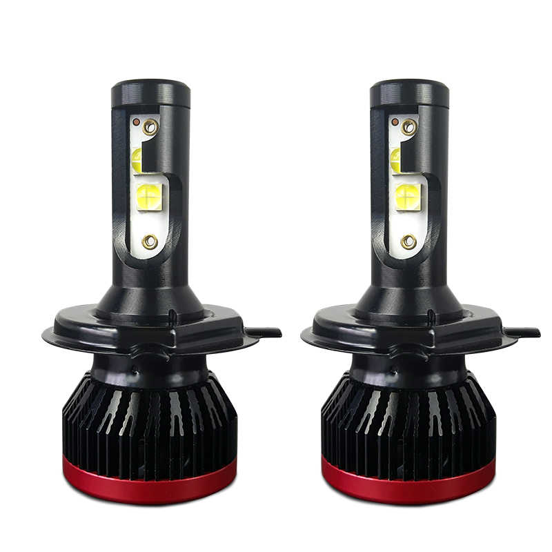 H7 LED Bulbs 60W 5500k Car headlight H4 H1 H3 LED HIR2 H8 H9 H11 XHP 50 Chip Headlamps Kit 9005 9006 Fog light 12V LED