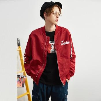 Autumn Jacket Hooded Men Dress Young Handsome Students Casual Baseball Uniform Loose Coats Fashion Sport Free Shipping GG50jk