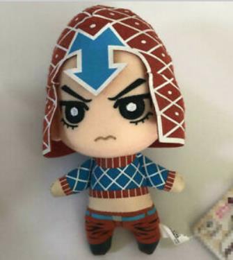 NEW Jojos Bizarre Adventure Mista Stuffed Plush Toy Doll