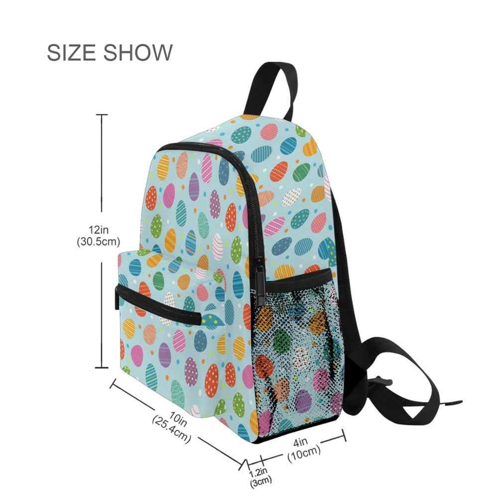 Alaza pequena mochila quente crianças sem costura pré-escolar do jardim de infância saco crianças para a criança adequado para 3-8 anos de idade saco