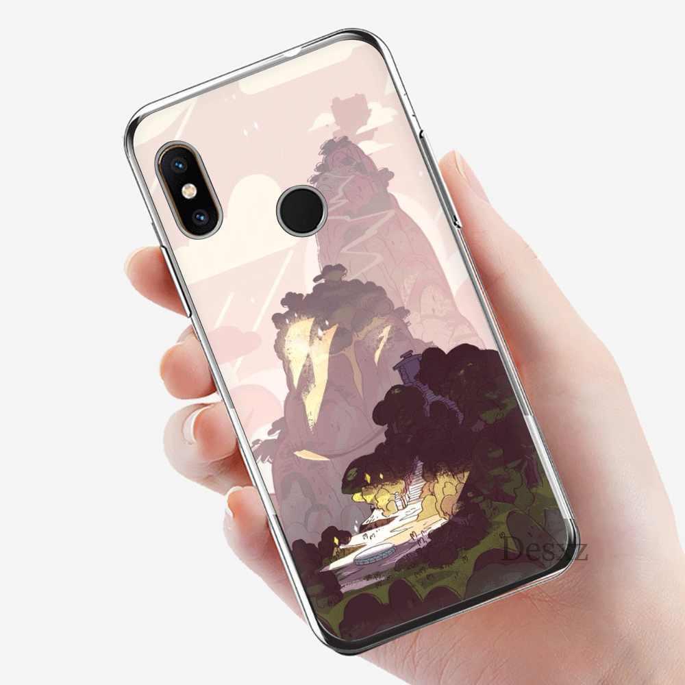 Handy Fall für Xiaomi Redmi Hinweis 4 4X3 5 6 7 Pro 5A Hard Cover Schutz Steven universum Cartoon