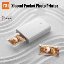 Xiaomi mijia AR 프린터 300 인치 당 점 휴대용 사진 미니 포켓 DIY 공유 500mAh 그림 프린터 포켓 프린터 mijia 작업