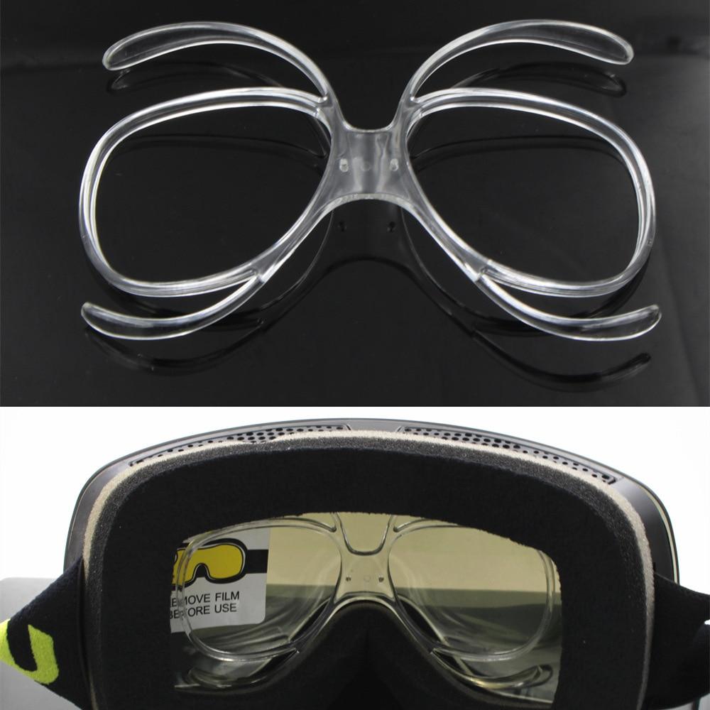 Butterfly Myopia Frame Goggles Inner Frame Ski Goggles Myopia Adapter TR90/Ski Goggles Myopia Inner Frame