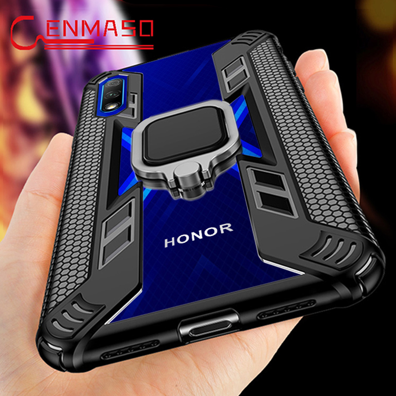 Heavy Duty Rugged Armor Case for <font><b>Honor</b></font> 9X <font><b>8X</b></font> V20 V30 10 Lite 8A <font><b>Cover</b></font> for Huawei Nova 5i 5 6 SE Mate 20 X 30 Pro P30 Lite Cases image