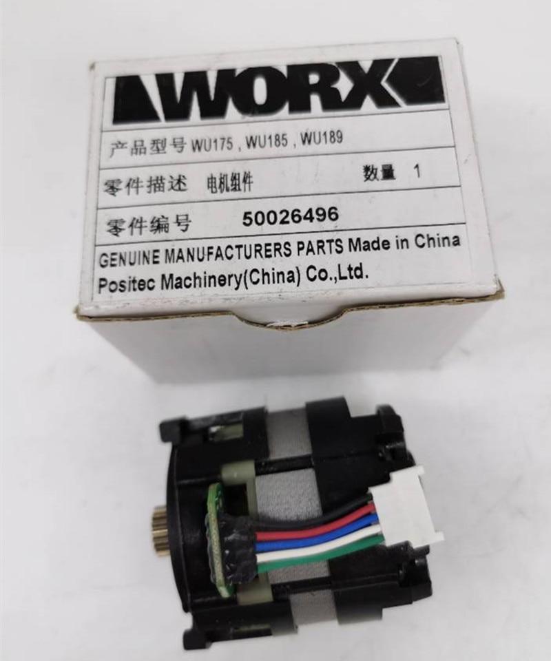 Motor 50026484 For WORX WU175 WU175.1 WX175 WX373 WX175.1 WX175.9 WX175.1 WX373.1 WX173.2 WX373.3 WX373.5 WX373.9 WU189 WU185