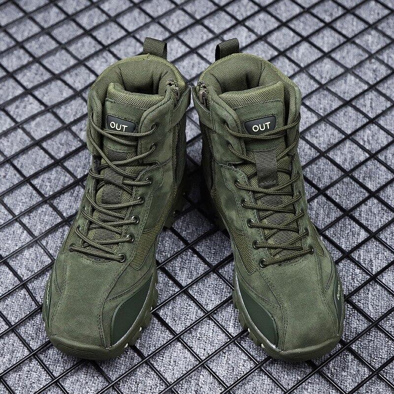 Men's tactical boot 4