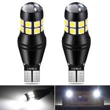 2x Canbus T16 T15 W16W LED 912 921 Error Free Backup Reverse Light For Toyota Camry 4Runner Avalon Celica Corolla Tacoma Yaris