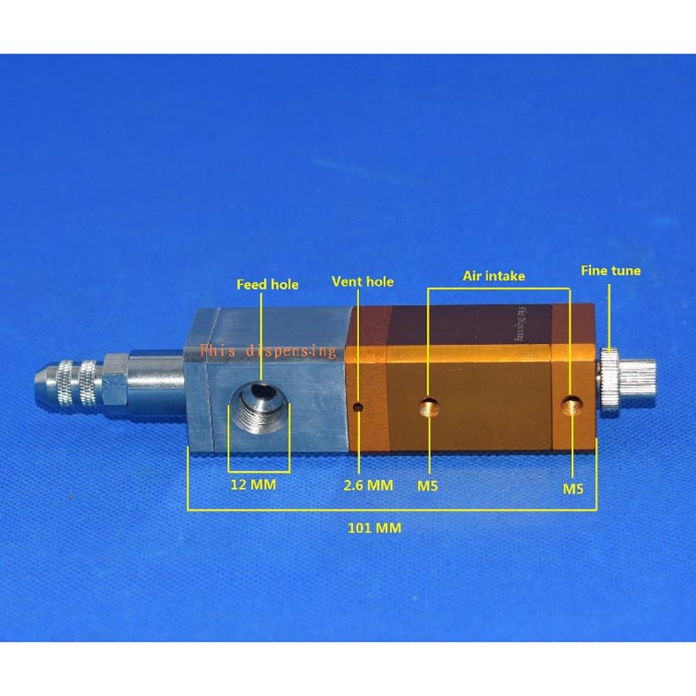 FHIS-3131 Valvola di erogazione ad aspirazione regolabile di - Utensili elettrici - Fotografia 4