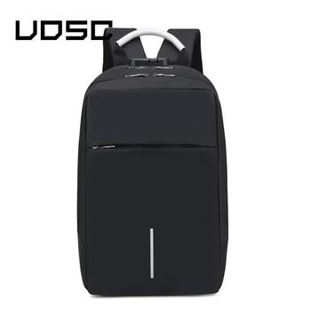 UOSC Men Multifunction Anti Theft Backpack 15.6