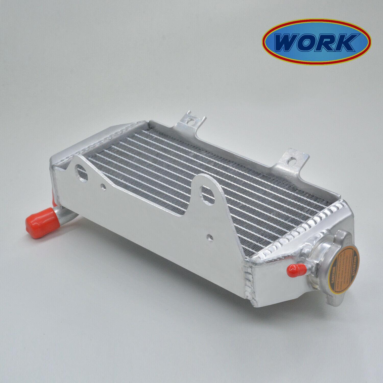 aluminum radiator FOR Honda CRF450R CRF450 CRF 450R 2013 2014