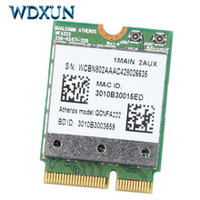 Dual Band 300Mbps Atheros QCNFA222 AR5BWB222 Wireless NGFF WiFi Network Wlan Card Bluetooth