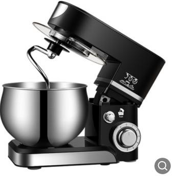 цена на 5.5L Stainless Steel Bowl 1200W Household Kitchen Electric Food Stand Mixer Egg Whisk Dough Cream Blender Appliance 220v