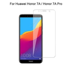 Image 5 - Pour Huawei Honor 7A / Honor 7A Pro verre Premium verre trempé protecteur décran pour Huawei Honor 7A Pro verre de protection