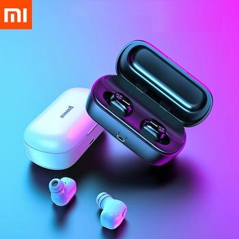 Original Xiaomi Baseus W01 TWS Bluetooth Earphone Wireless Headphone Bluetooth 5.0 Stereo earphones With HD Microphone For Phone 1