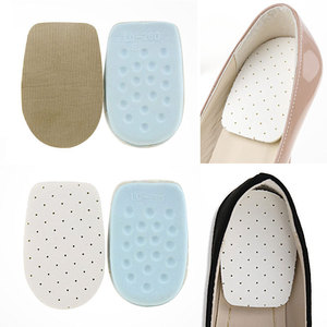 1Pair Unisex Half Shoe Insoles Breathable Support Insert Heighten Heel Insert Shoes Pad Shoe Accessories Height Increase Insoles
