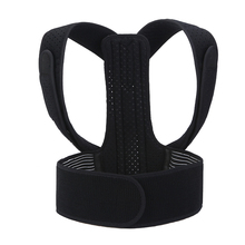 Comfortable Adjustable posture corrector brace high quality poture corrective and relieve Kyphosis and Lower Back Pain