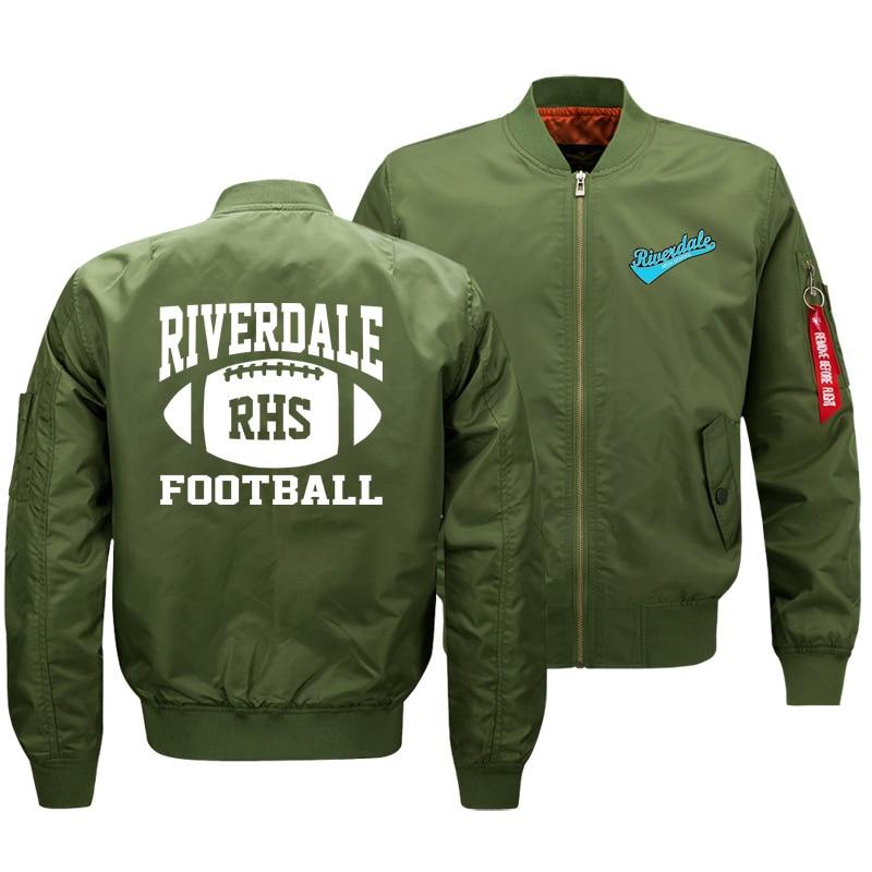 Riverdale Riverdale Jacket 2018 Autumn And Winter Coat MEN'S Jacket New Style Jacket Hoodie Cardigan Men's