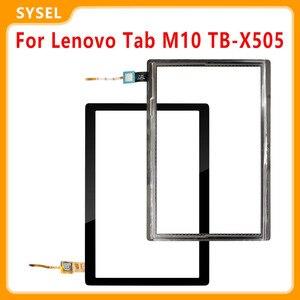 Для Lenovo Tab M10 TB-X505 TB-X505F TB-X505L TB-X505X Передняя панель сенсорный экран дигитайзер стекло