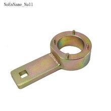 T10355 Crankshaft Pulley Holding Wrench 4 Vibration Damper Tool for VW 1.8 2.0 crank pulley holding tool for volvo ford 1 8 2 0 2 3 16v