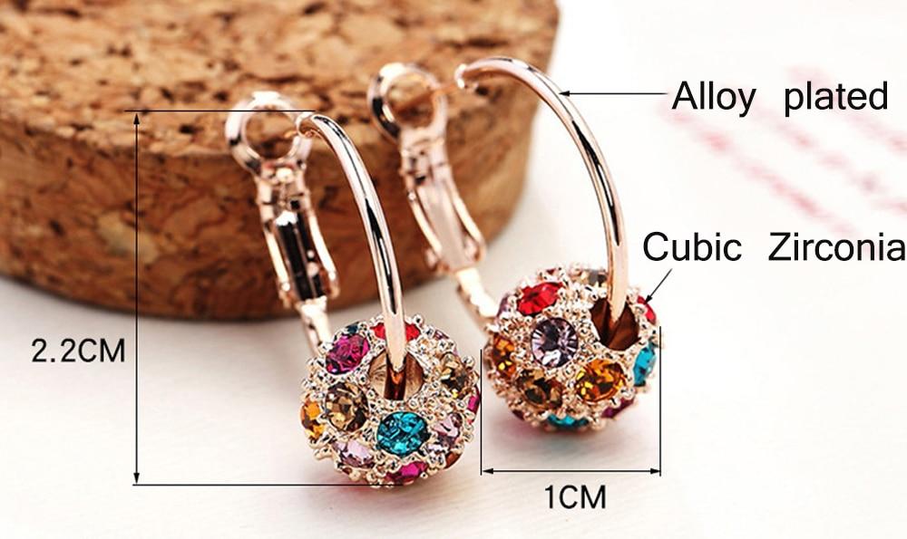 Slimming Earrings