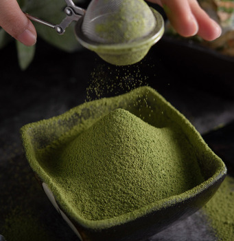 800g(80g/pc*10pcs) Matcha Green tea Powder Shelf Life 18 Months 1