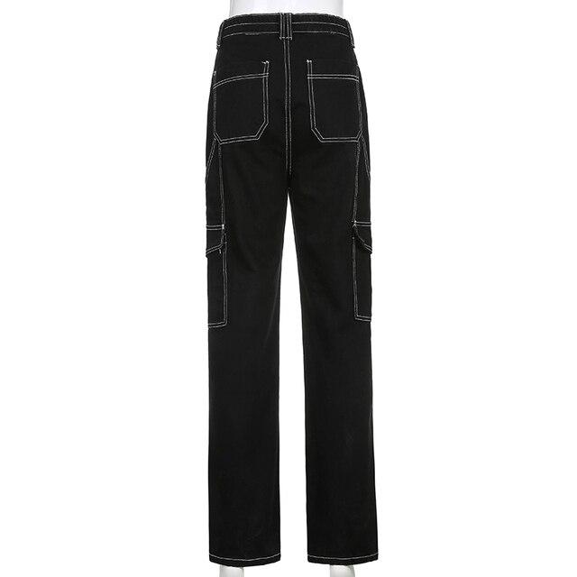 Baggy Jeans Fashion Streetwear 100% Cotton  6