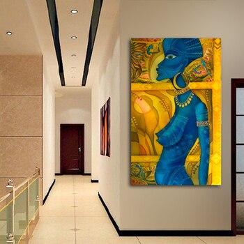 Beautiful Avatar Stylish Wall Art Paintings Printed on Canvas 1