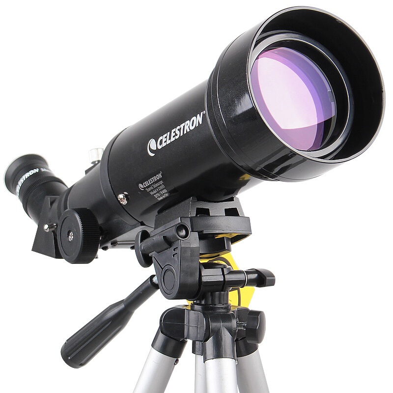 HOT Sales CELESTRON PowerSeeker 70400/50360 Astronomy Telescope Compact Portable Tripod Space Telescopic For Beginners/student