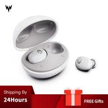 Whizzer T2 TWS Verdadeiro Fones de Ouvido Fones De Ouvido Fones de Ouvido Sem Fio Mini Bluetooth 5.0 IPX6 Emparelhamento Automático À Prova D Água para Esportes de Corrida